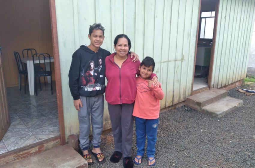 Família venezuelana busca recomeçar a vida em São João do Triunfo