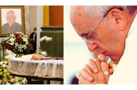 Papa Francisco envia mensagem pela morte de Dom Walter Ebejer