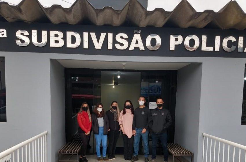 Polícia Civil de São Mateus do Sul adere à greve