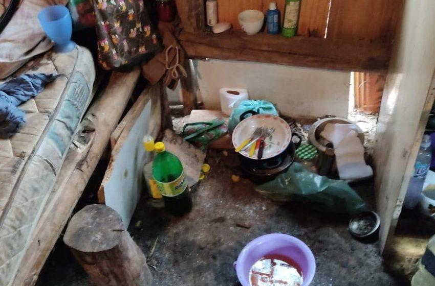 Idosos são resgatados em situação de maus-tratos em Palmeira