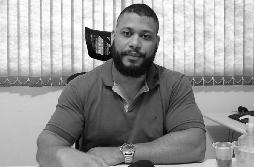 Com pesar comunicamos o falecimento do delegado de São Mateus do Sul, Michel Leite Pereira da Silva