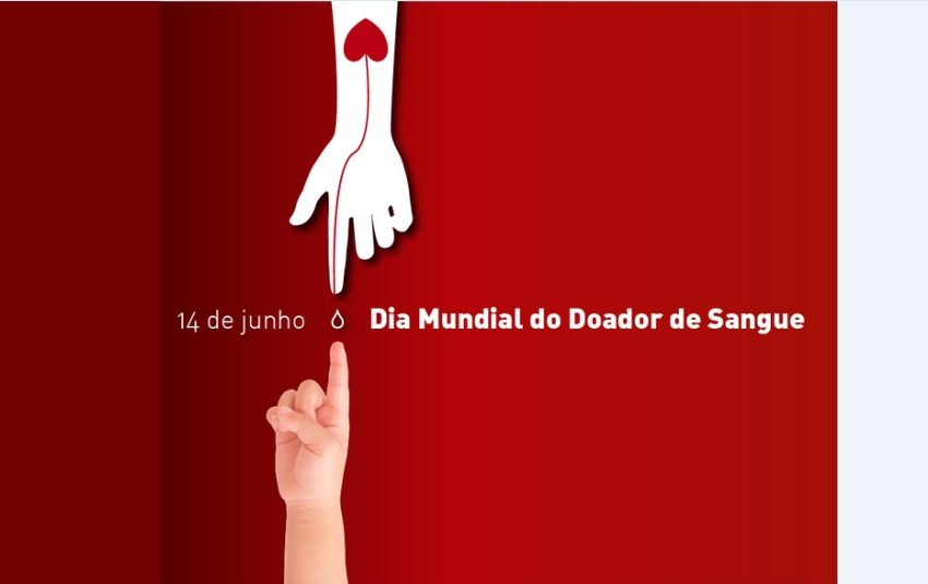 Ministério da Saúde lança campanha de doação de sangue