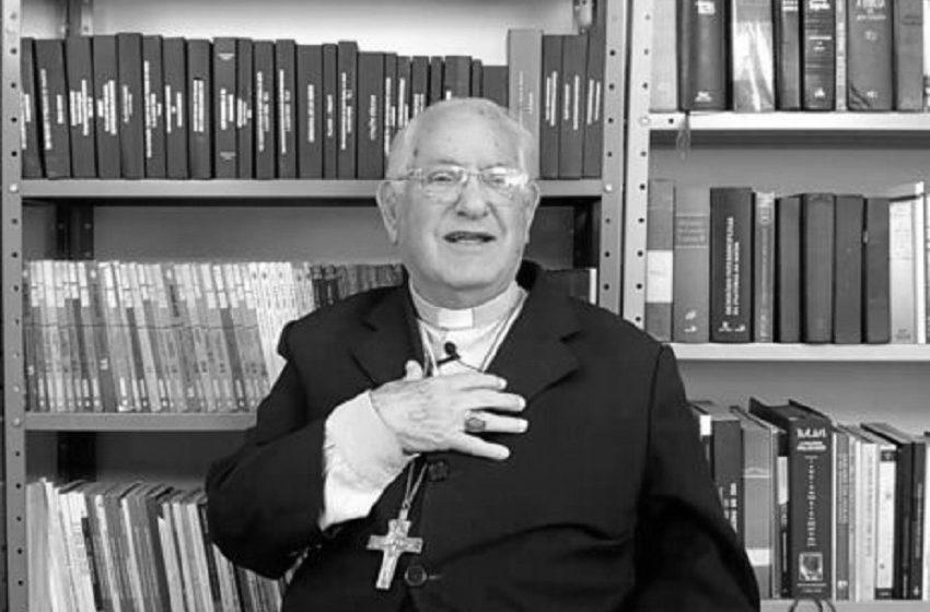 Diocese divulga horário de velório e sepultamento de dom Walter Ebejer