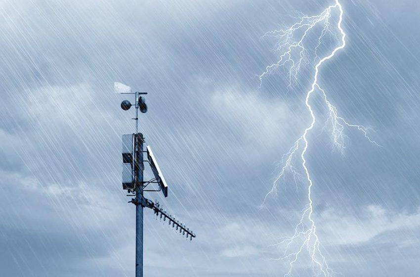 Atenção: ciclone extratropical pode trazer temporais no final de semana