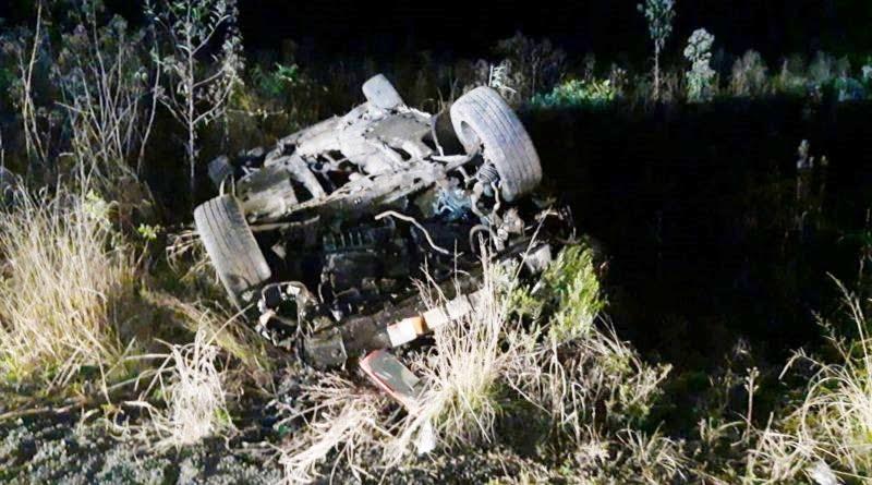 Homem de 27 anos, natural de Teixeira Soares morre em acidente na BR-277 em Irati