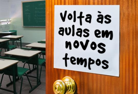 Atenção: comunicado sobre o retorno do ensino presencial em escolas municipais de São Mateus do Sul