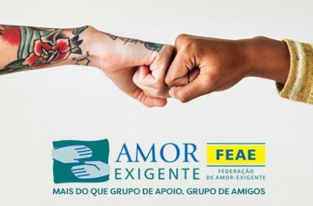 ONG Amor Exigente, traz apoio e orientação