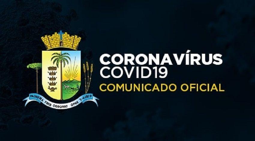 Palmeira registra marca de 90% de transparência na vacinação da Covid-19