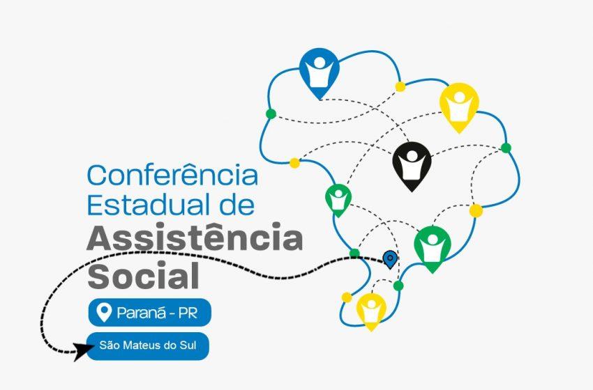 XII Conferência de Assistência Social de São Mateus do Sul acontece na próxima semana