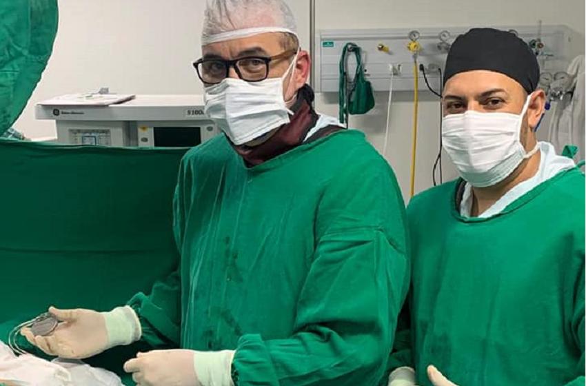 Santa Casa de Irati anuncia colocação de 1º marcapasso em paciente no hospital
