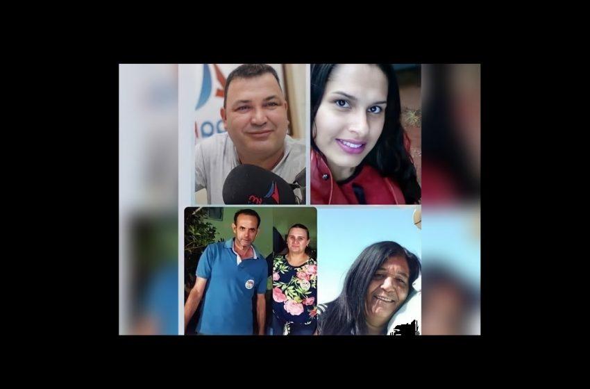 Cinco pessoas morrem em acidente envolvendo caminhoneiro alcoolizado no PR