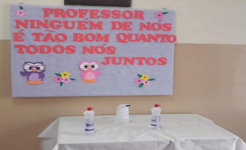São João do Triunfo realizou o dia do estudo e planejamento para os professores municipais