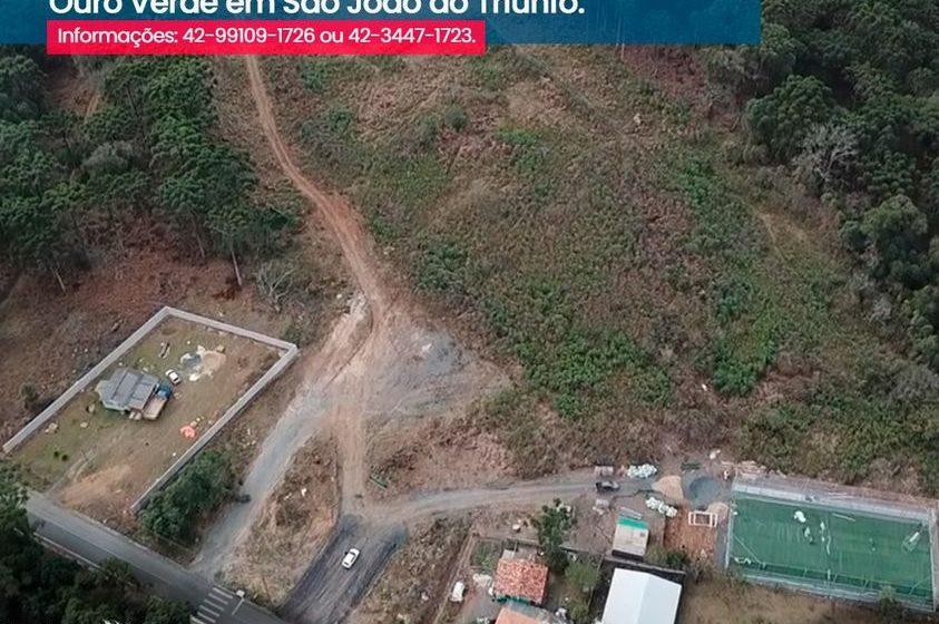Atenção: abertas as inscrições para o Residencial Ouro verde em São João do Triunfo