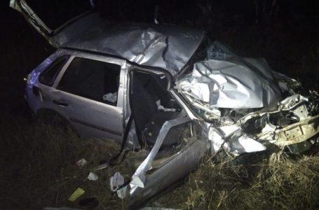 Um motociclista morre e cinco pessoas ficam feridas após acidente na BR-373