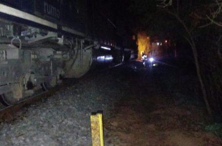 Mafra: homem é atropelado por trem e tem partes das duas pernas amputadas