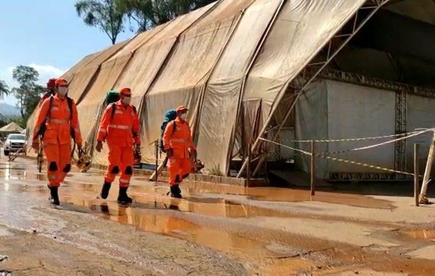 Após 30 meses da tragédia da Vale, bombeiros encontram corpo em Brumadinho