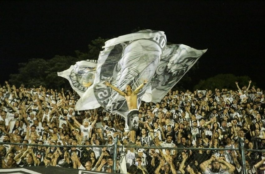 Volta parcial do público ao estádio marca jogo do Operário de Ponta Grossa