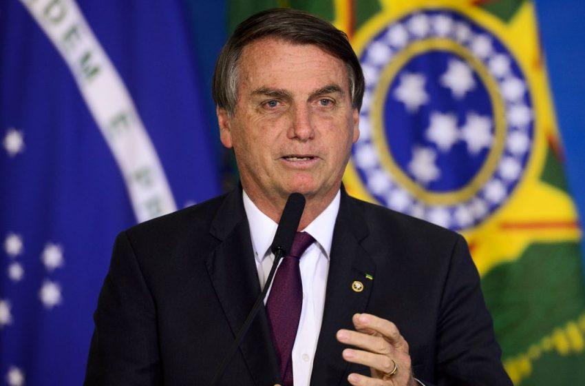 Bolsonaro divulga 'declaração à Nação' e diz que 'nunca teve intenção de agredir poderes'