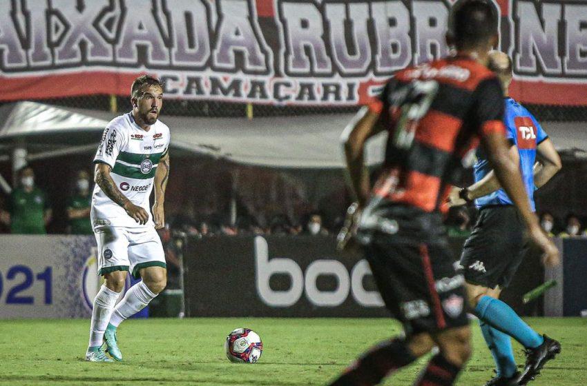 Coritiba fica no 0 a 0 com o Vitória na Série B