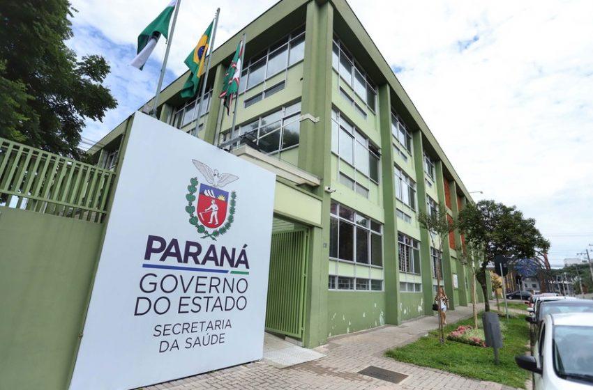 Secretaria de Saúde do Paraná divulga nota sobre vacinação dos adolescentes