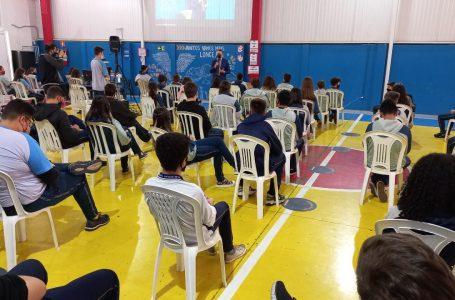 Juiz Mattioli palestra sobre abuso para estudantes em União da Vitória