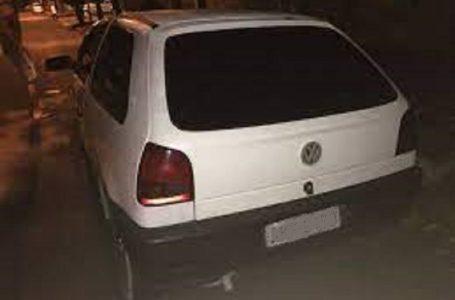 Carro com alerta de furto é recuperado em São João do Triunfo