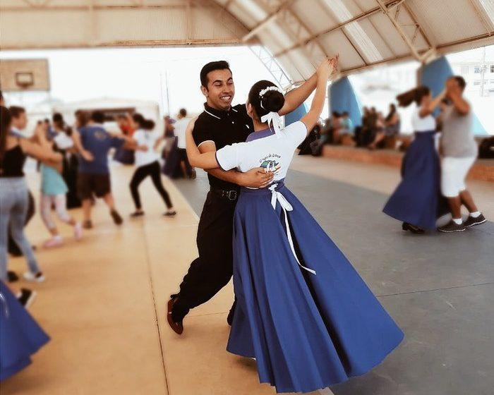 Antônio Olinto terá aulas gratuitas de dança gaúcha para crianças e jovens