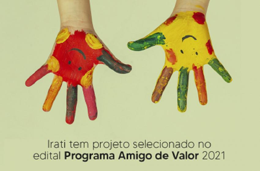 Irati tem projeto de R$ 200 mil selecionado para trabalho com crianças e adolescentes