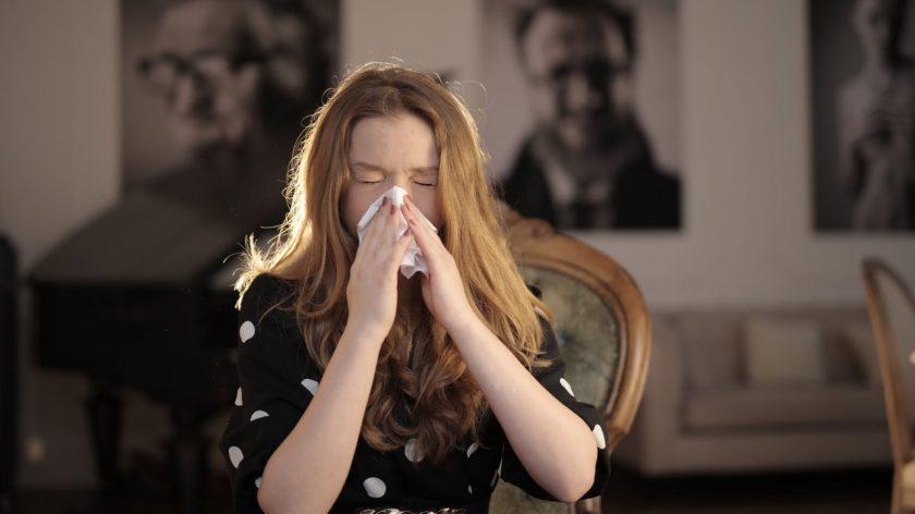 Primavera desencadeia aumento das alergias respiratórias