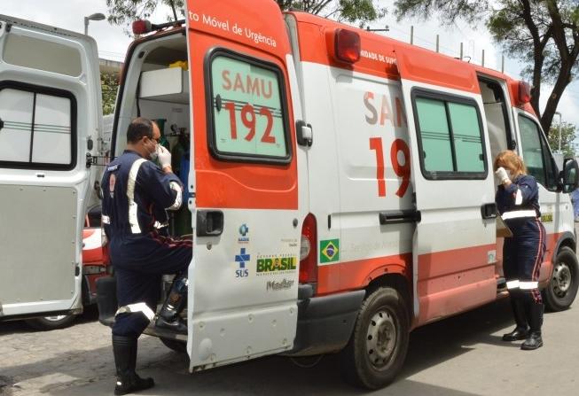 Homem é encontrado inconsciente e machucado no centro de São Mateus do Sul
