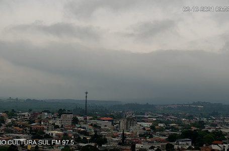 Atenção: alerta de tempestades para São Mateus do Sul e região