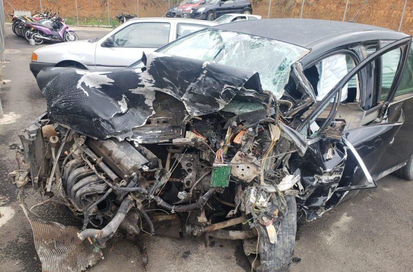 Balanço: trânsito na PR-151 mostra menos acidentes, porém maior gravidade nas colisões