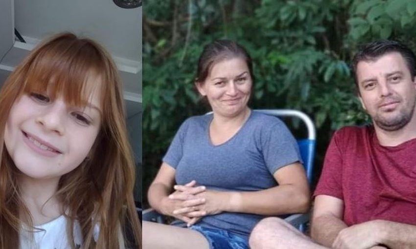 Menina ferida em acidente na BR-369 em Cascavel morre quatro dias após os pais; órgãos serão doados, diz hospital