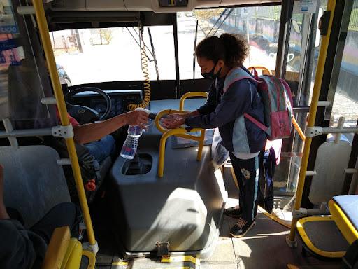 Transporte escolar em São Mateus do Sul volta ao normal nessa quarta-feira (06)